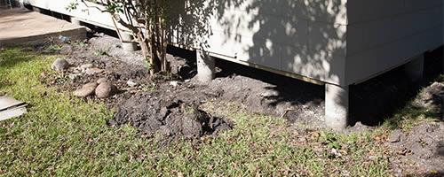 pier beam foundation services austin texas